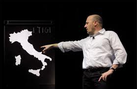 Marco Paolini, <i>I-Tigi Canto per Ustica</i>