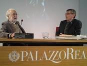 Luca Ronconi e Antonio Calbi