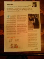 """Aldo Grasso su """"Comico & Politico"""""""