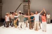 Vangelo secondo Matteo, coreografia di Virgilio Sieni (foto Akiko Miyake)