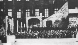 Assalto al palazzo d'inverno (1920), regia di Nikolaj Evreinov