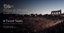 Tweetseats Arena di Verona