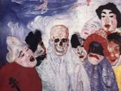 James Ensor, Le maschere della morte