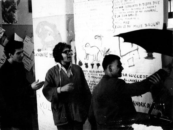 Giuliano Scabia, 1973