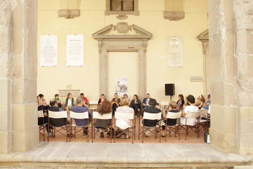 Un incontro con i Visionari (ph. Luca Del Pia)