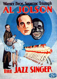 The Jazz Singer con Al Jolson (film)
