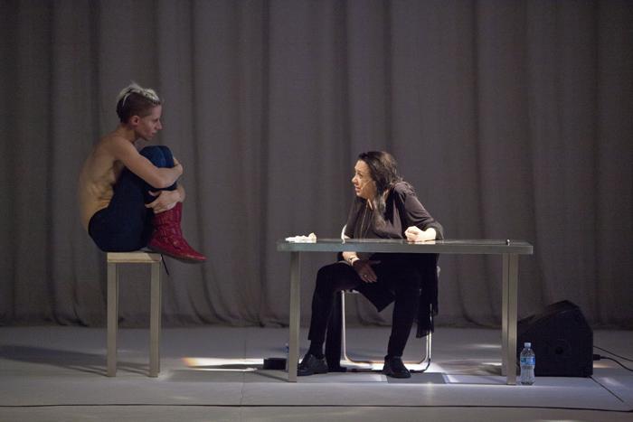 Silvia Calderoni e THE PLOT IS THE REVOLUTION