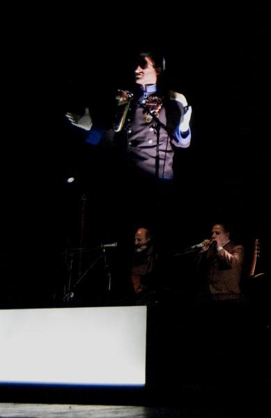 Alessandro Renda e i Fratelli Mancuso (foto Claire Pasquier)