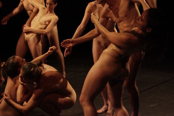"""Denuded"", coreografia di Bruno Isakovic"