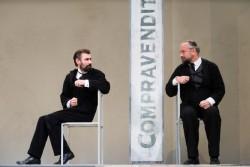 Lehman Trilogy, Massimo Popolizio e Fabrizio Gifuni