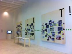 La mostra dei progetti per il Concorso ALT! Call for Ideas, Triennale  di Milano, 11 novembre- 02 dicembre 2015.