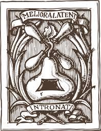 Lo stemma dell'Accademia degli Intronati di Siena