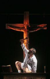 Il Vangelo secondo Antonio, Scena Verticale