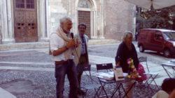 Passioni e saperi: Mimmo Sorrentino presenta il workshop nel carcere di Vigevano. La libreria del Mondo Offeso, 15 settembre 2016.