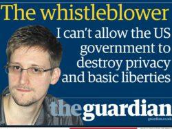 Verità: le ha diffuse Edward Snowden.