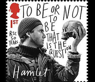 Hamlet_francobollo
