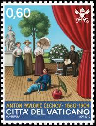 cechov_francobollo