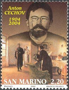 cechov_francobollo_4