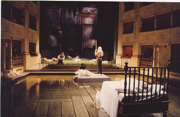 L'Orfeo Monteverdi Ronconi