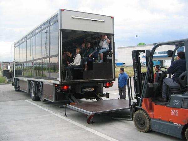 Cargo Sofia