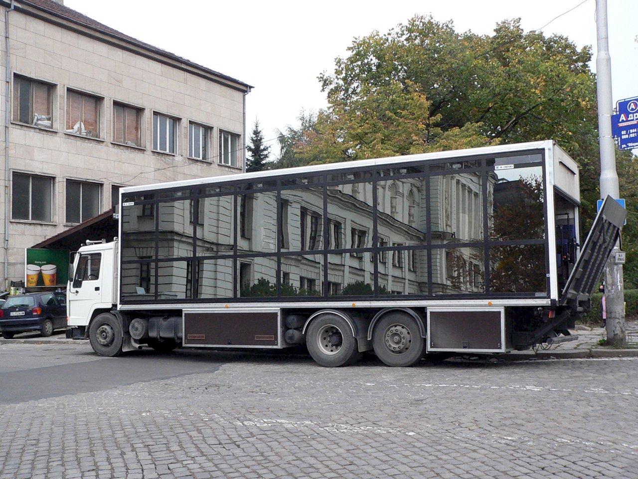 Rimini Protokoll, Cargo X (2006) 1