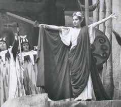 Maria Callas nella <em>Norma</em> (1958)