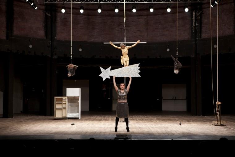 Babilonia Teatri, The End