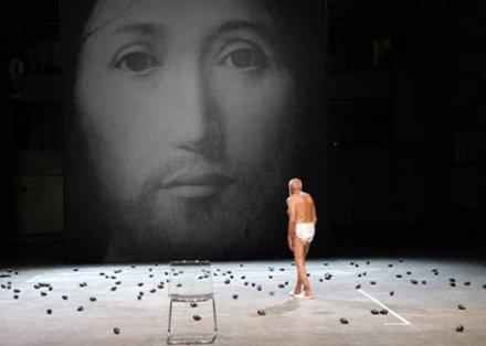 Sul concetto di volto nel Figlio di Dio.