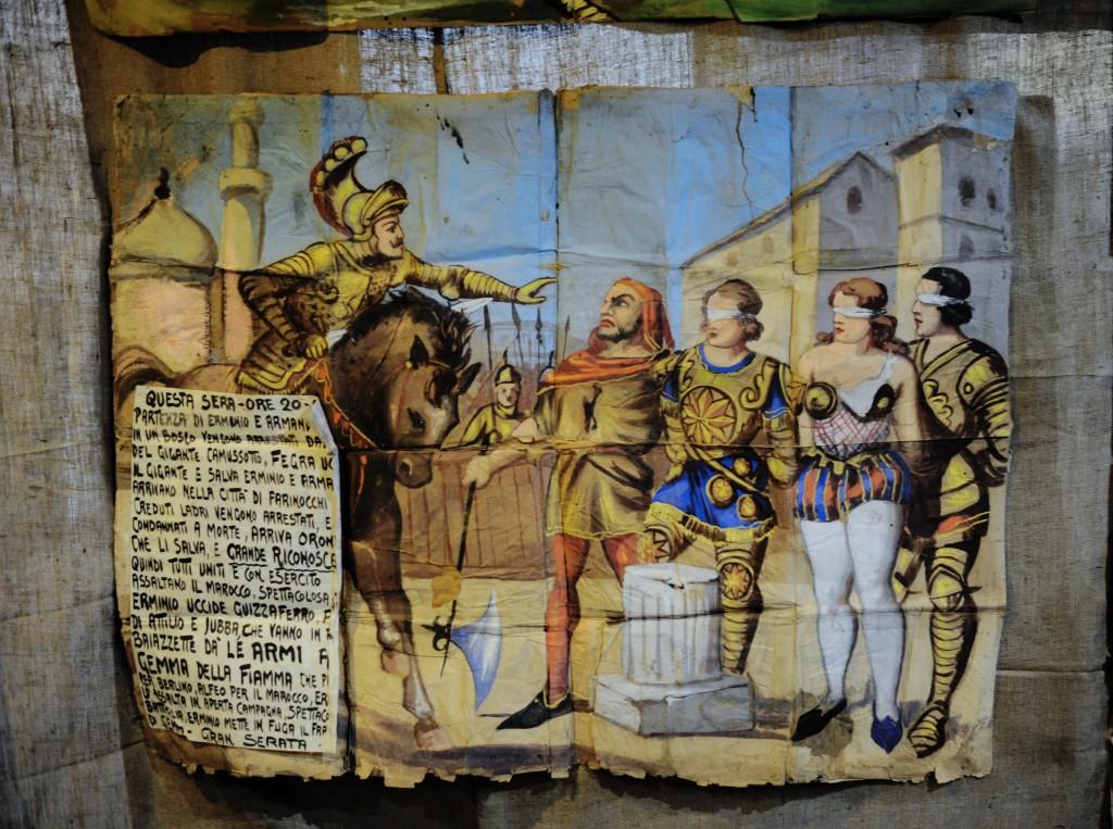 Marionettistica Fratelli Napoli - Cartelli- fig.10