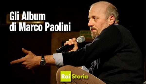 Gli Album di Marco Paolini su Rai Storia