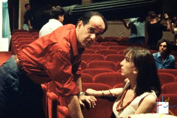 1997 Teatro di guerra, Toni Servillo e Anna Bonaiuto