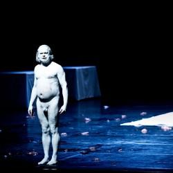 Jan Fabre, Mount Olympus (il fantasma di Dario) (George Papadopoulos for LIFO)