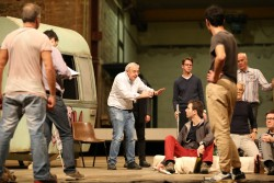 Siegfried: Graham Vick in prova al Teatro Massimo