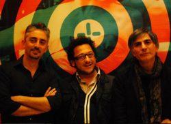 Settimio Pisano, Dario De Luca e Saverio La Ruina, i tre moschettieri di Scena Verticale