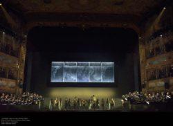 Fondazione Teatro La Fenice AQUAGRANDA Musica: Filippo Perocco Direttore: Marco Angius Regia: Damiano Michieletto Photo ©Michele Crosera
